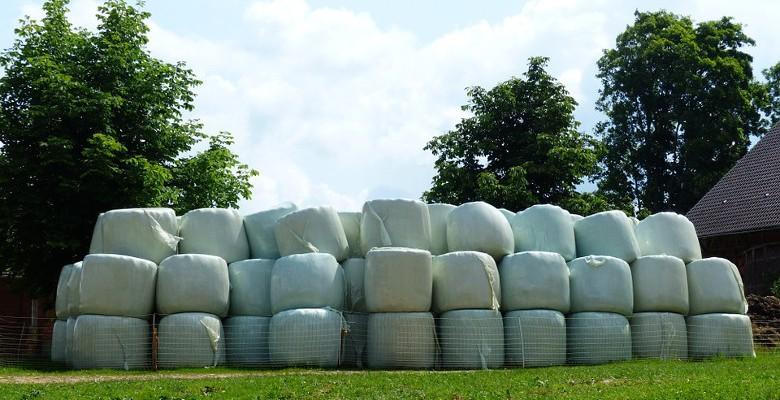 Agriculture : les films d'ensilage et les méthodes de recyclage